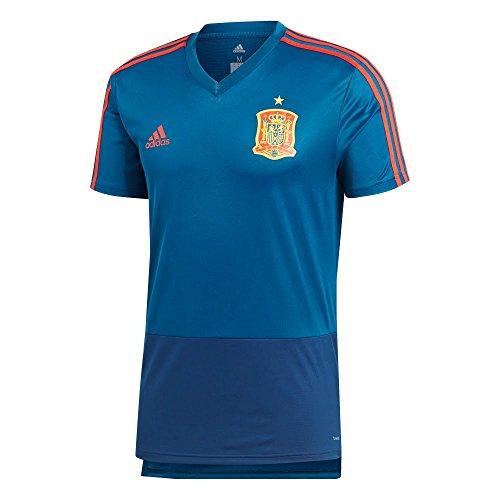 adidas Spain Training Jersey 2018/2019 - Blue - XL