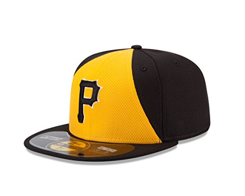 MLB Pittsburgh Pirates 2014 All Star Game 59Fifty On Field Cap b39ed18203f