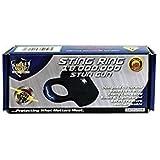 Streetwise Sting Ring 18 Million Volt Stun Gun Perfect Back to School Discrete Defense Rechargeable Black