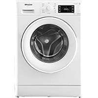 Whirlpool 8 kg Fully Automatic Front Load Washing Machine White (Fresh Care 8212)