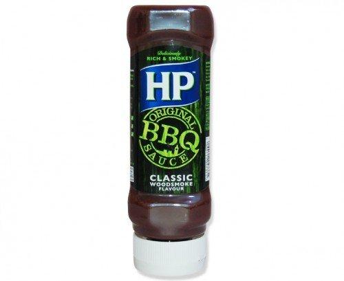 HP Original BBQ Sauce Classic Woodsmoke flavor : BRITISH ()