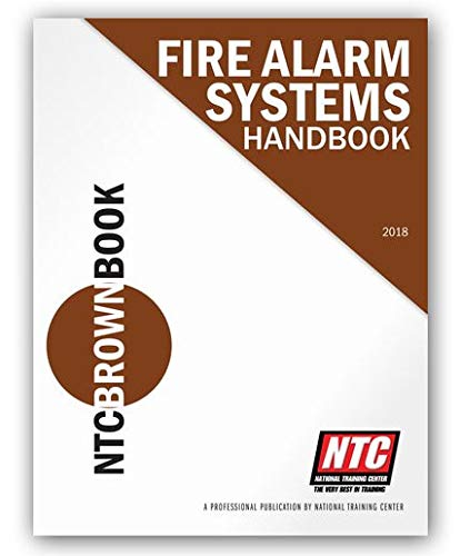NTC Brown Book Fire Alarm System Handbook 2018 National
