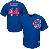 Anthony Rizzo Chicago Cubs MLB Majestic Toddler Blue Alternate Cool Base Replica Jersey
