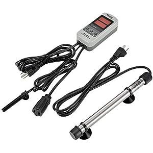 Hygger Titanium Heater with External Controller