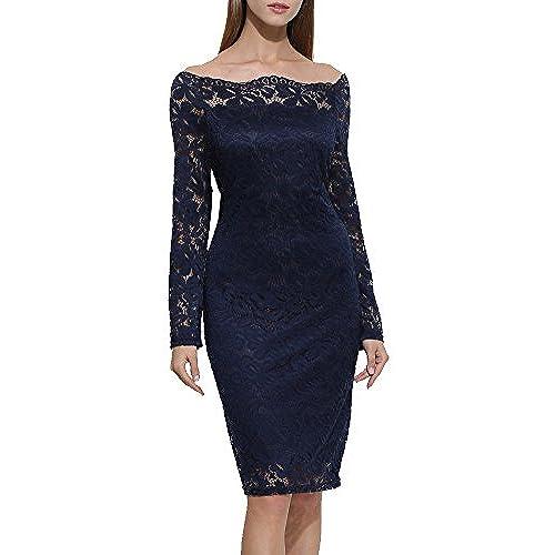 Navy Blue Dresses for Wedding: Amazon.com