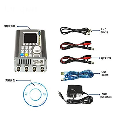 SISHUINIANHUA JDS2900 60Mhz Digital Control Dual Channel DDS Function Signal Generator
