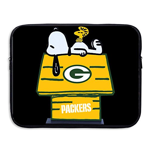 custom-new-design-green-team-dog-cartoon-waterproof-tablet-protective-bag-15-inch