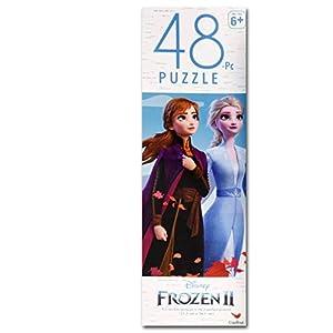 Disney Frozen 2 Movie Puzzle 48 pc Featuring Elsa Anna Olaf Sven