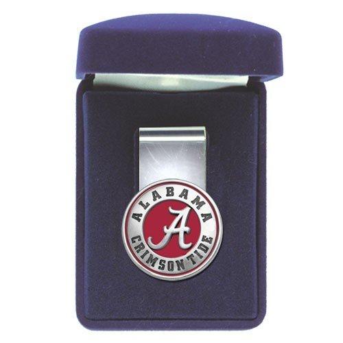 Heritage Pewter Alabama Crimson Tide Money Clip
