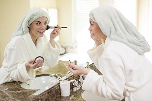 Vella top luxury hair towel