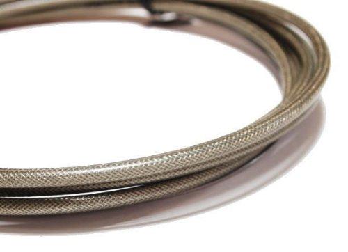 Jagwire Ripcord Derailleur Kit, Titanium by Jagwire