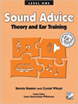 Book Sound Advice Level 1: Theory and Ear Training