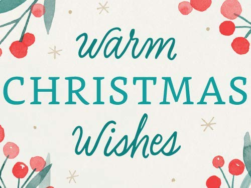 Warm Christmas Wishes