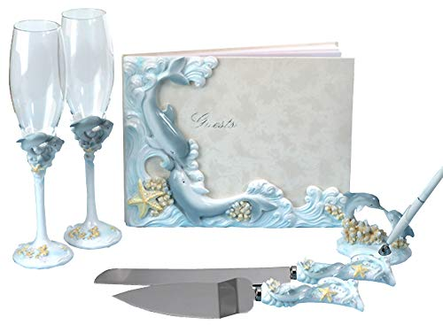 Cassiani Collection Oceans of Love Set Wedding Set
