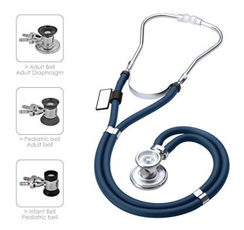 MDF Sprague Rappaport Stethoscope Color: Purple