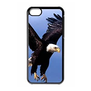 Bald Eagle Brand New Cover Case for iphone 4/4s,diy case cover ygtg578834