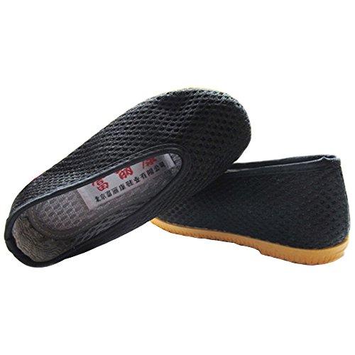 KVbaby Zapatos de Artes Marciales Kung Fu Zapatillas para Correr Niños Zapatillas de deporte #4