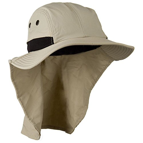 L&M Sun Hat Headwear Extreme Condition - UPF 45+ (Beige)