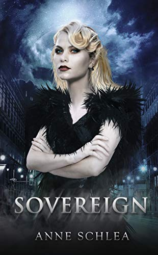 Sovereign (Retribution Book 3) by [Schlea, Anne]