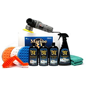 Porter Cable 7424xp Marine 31 Boat Oxidation Removal Kit