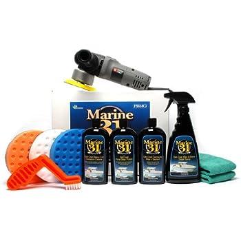 Amazon Com Porter Cable 7424xp Marine 31 Boat Polish