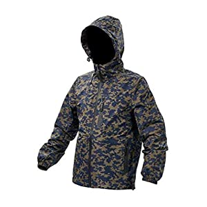 Daiwa Carp Camo Jacket – Fishing Clothing Medium – XXXL