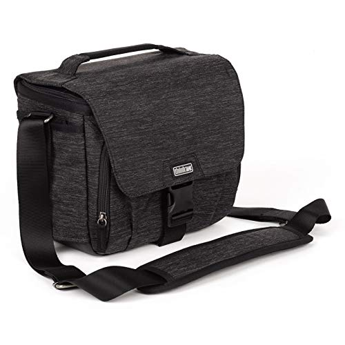 Think Tank Photo Vision 10 Camera Shoulder Messenger Bag for DSLR and Mirrorless Camera Systems (Graphite)