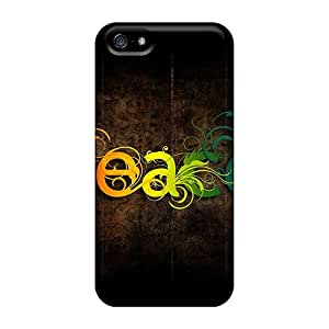 Peace Case Compatible With Iphone 5/5s/ Hot Protection Case