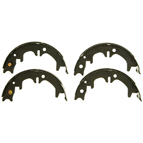 Jeep Parking Brake Shoe (Wagner QuickStop Z859 Parking Brake Shoe Set,)