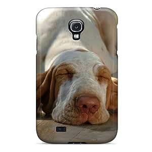 Premium Tpu I Am Soooo Lazy Cover Skin For Galaxy S4
