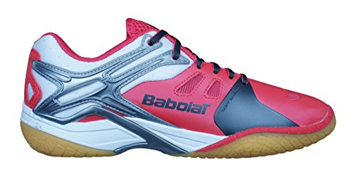 bádminton 2 mujer zapatos Rose para de Babolat Shadow qIxBC5wRng