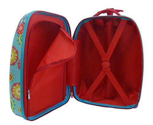 Disney Elena Hard Shell Luggage, Blue
