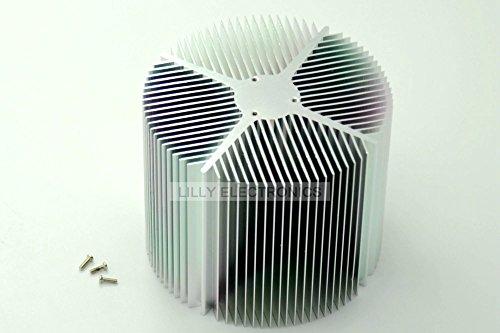 Aluminium Heat Sink/heatsink for 12v 20w Led Energy Saving Lamp NEW by Lilly Electronics