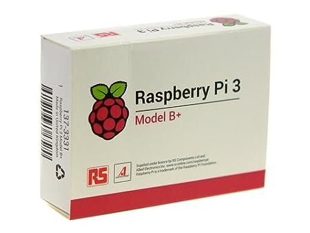 Raspberry Pi 3 Model B+ RS版 UK製