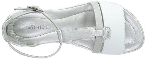5292 Polaire Femme Blanc Rohde Sandales 01 7wvHxdq
