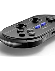 8Bitdo N30 Pro 2 (M Edition) Wireless Controller Dual Classic Bluetooth Video Game Joystick Gamepad for Android/PC/Mac OS/Switch