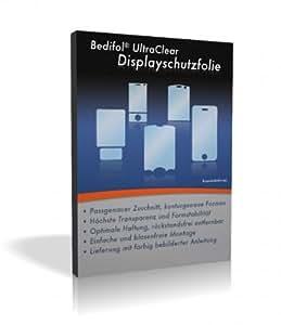 Protector de pantalla Ultraclear (6 unidades) compatible para Canon Powershot A400