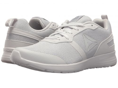 父方のブラザー温かいReebok(リーボック) レディース 女性用 シューズ 靴 スニーカー 運動靴 Reebok Foster Flyer - Porcelain/Steel [並行輸入品]