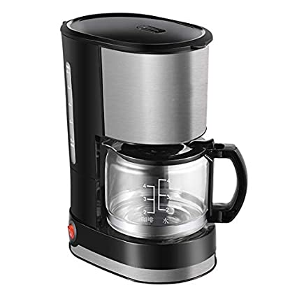 Máquina de café Estadounidense Goteo sin Filtro Papel multifunción ...
