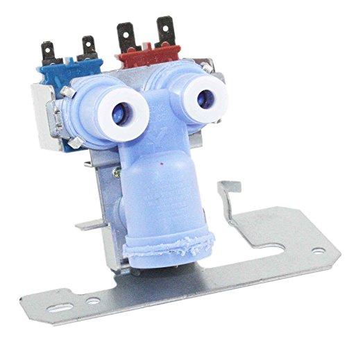 Supplying Demand WR57X10032 Refrigerator Water Valve AP3192626, ()