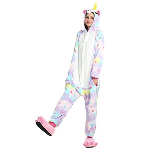 Casa Kigurumi Erwachsene Unisex Cosplay Jumpsuit Tier Onesie Pyjama