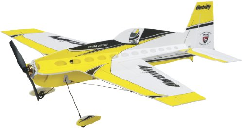 Great Planes ElectriFly Extra 330SC 3D Foam Indoor EP (Arf Plane)