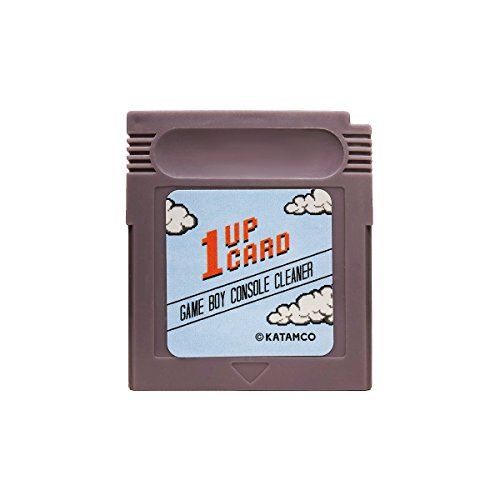 GameBoy Console Cleaner by 1UPCard
