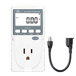 Poniie PN2000 Plug-in Kilowatt Electrici...
