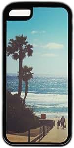 California Beach Palm Tree Theme Iphone 5C Case by ruishername