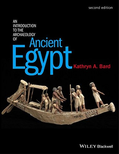 Intro.To Archaeology Of Ancient Egypt