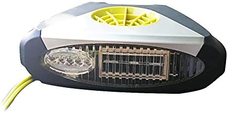 JXHD 12V Calefactor Coche - Purificador De Aire del DesempañAdor ...