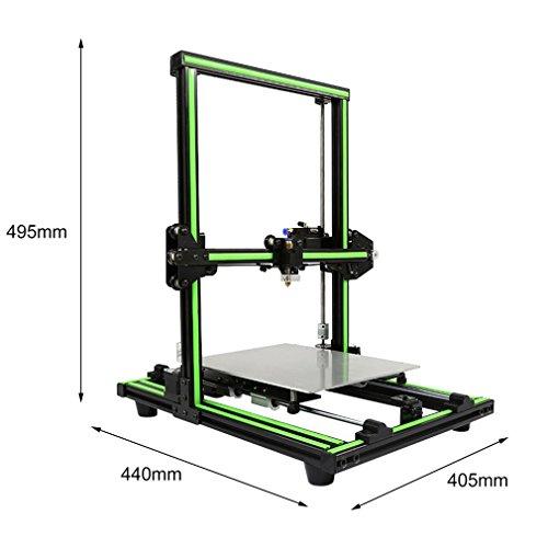 Impresora 3d Anet E10 pantalla LCD profesional alta precisión ...
