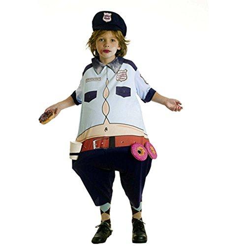 Donut Police Kids Costume