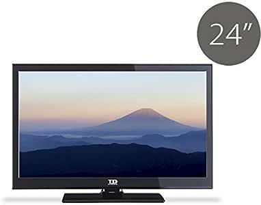 Televisores led Full HD 40 Pulgadas TD Systems K40DLM7F (Resolución 1920x1080/ HDMI x3/ VGA x1/ EUR x1/ USB Reproductor y Grabador) TV, Televisiones HD: Amazon.es: Electrónica